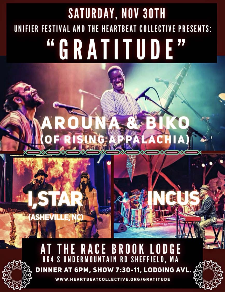 Tickets for Gratitude in Sheffield from BrightStar Live Events