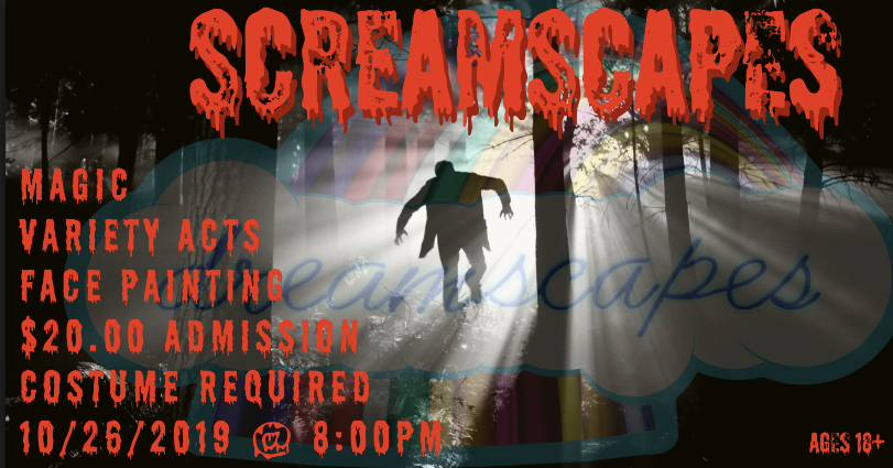 Tickets for Screamscapes in Salt Lake City from ShowClix