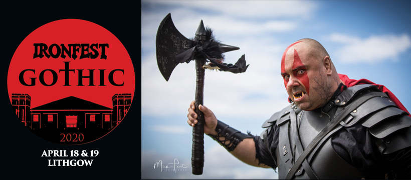 Tickets for Ironfest 2020 - Gothic in Lithgow from Ticketbooth