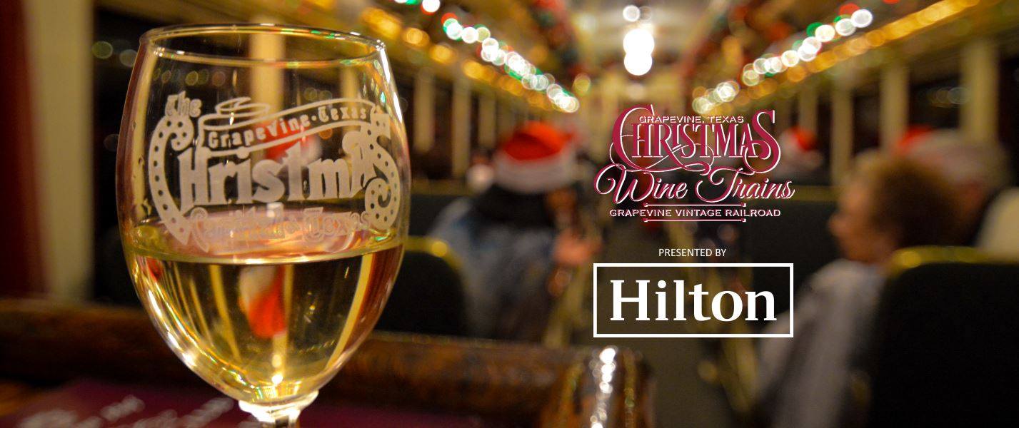 Tickets for Christmas Wine Trains 2019 in Grapevine from Grapevine TicketLine