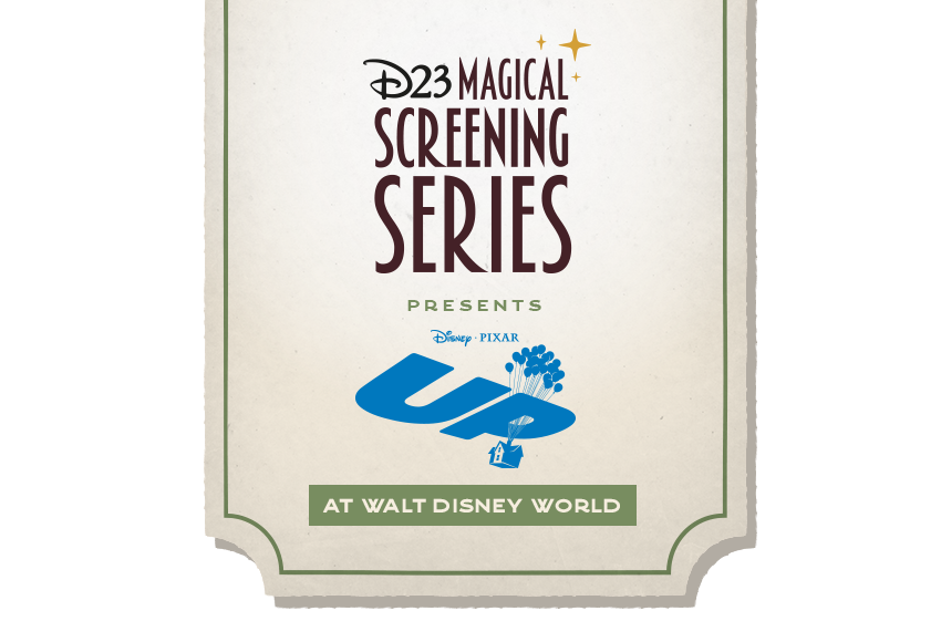 Tickets for D23's Magical Screening Series: Up at Walt Disney World in Lake Buena Vista from Disney D23