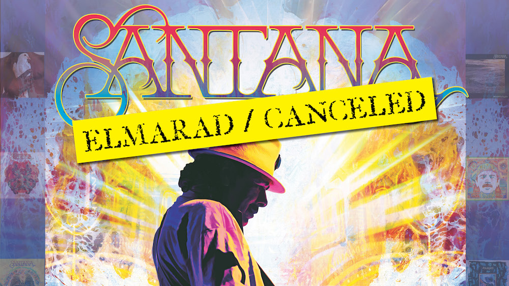 Tickets for Santana in Budapest from FUNCODE