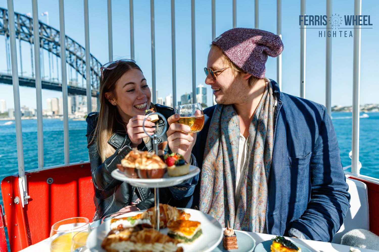 Tickets for Ferris Wheel High Tea 2020 in Milsons Point from Big Top Sydney
