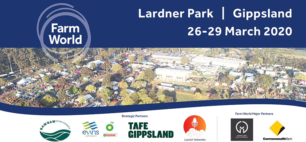 Tickets for CANCELLED: Farm World 2020 in Lardner from Ticketbooth