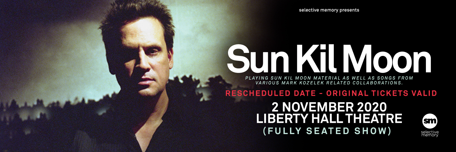 Tickets for Sun Kil Moon in Dublin 1 from Ticketbooth Europe