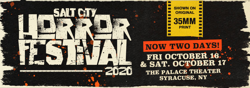 Tickets for Salt City Horror Fest 2020  in Syracuse from ShowClix