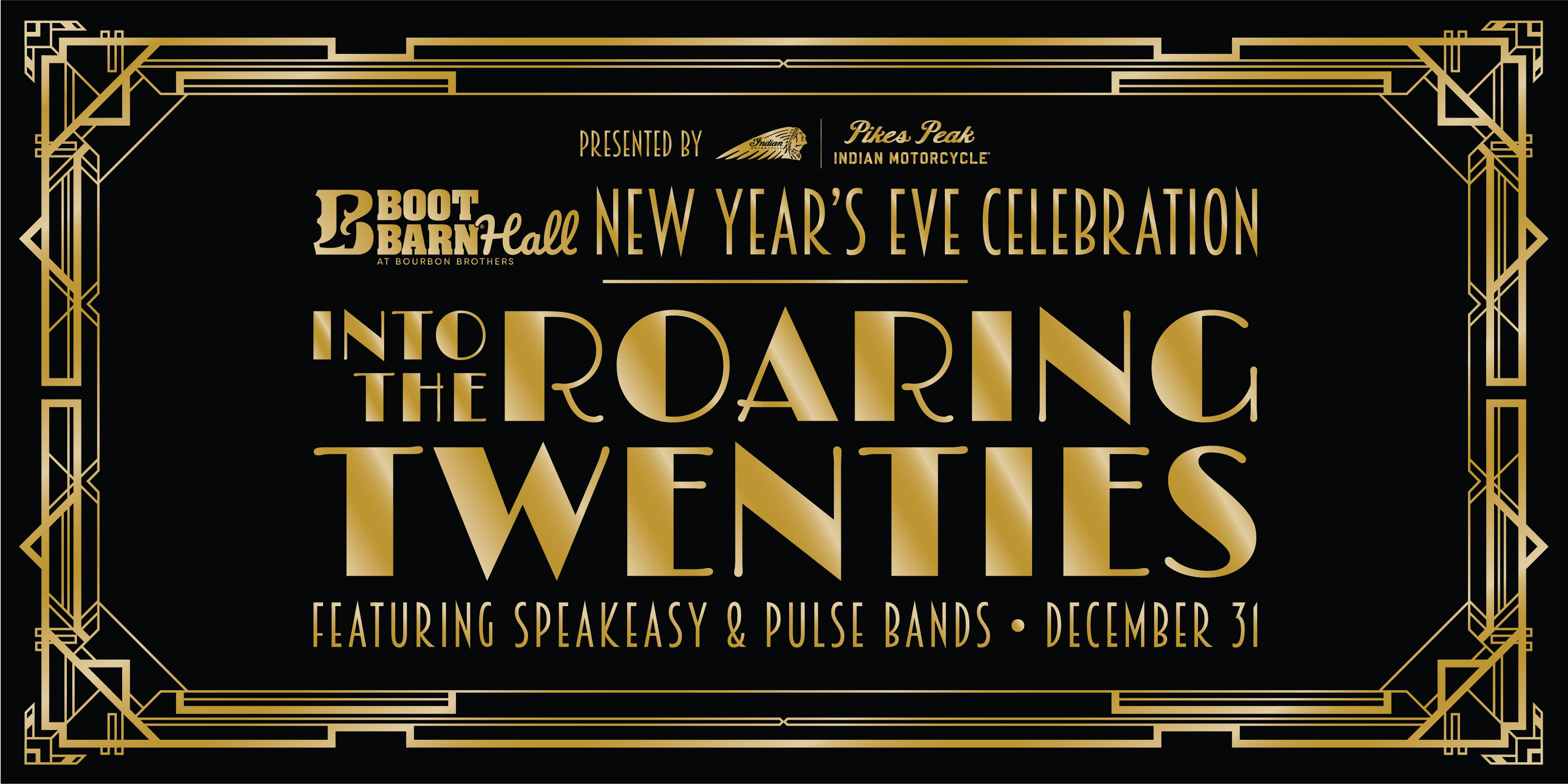 Tickets for New Year's Eve Celebration in Colorado Springs from ShowClix