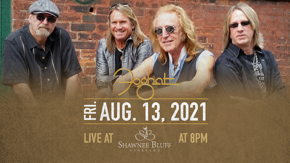 Tickets for Foghat in Eldon from ShowClix