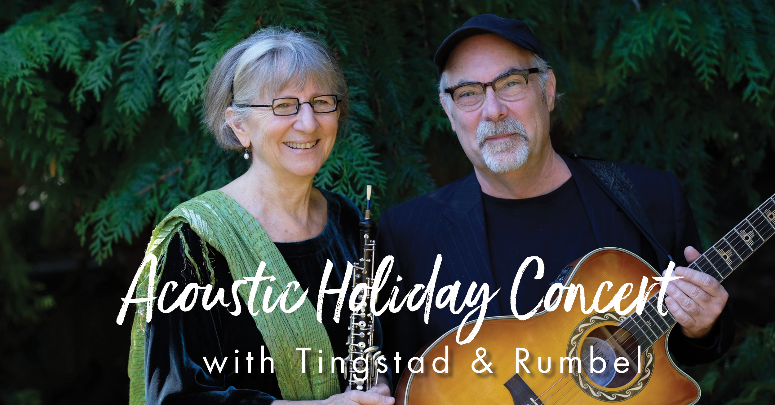 Tickets for Acoustic Holiday Concert with Tingstad & Rumbel in Seattle from BrightStar Live Events