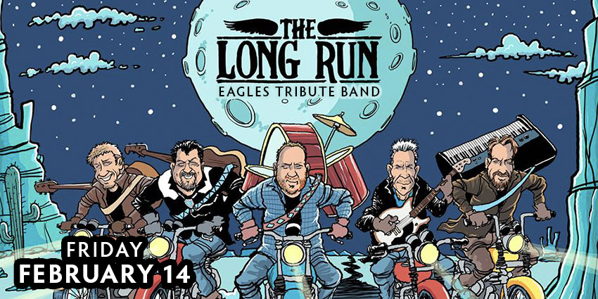 Tickets for Valentine's with The Long Run: Eagles Tribute  in Colorado Springs from ShowClix