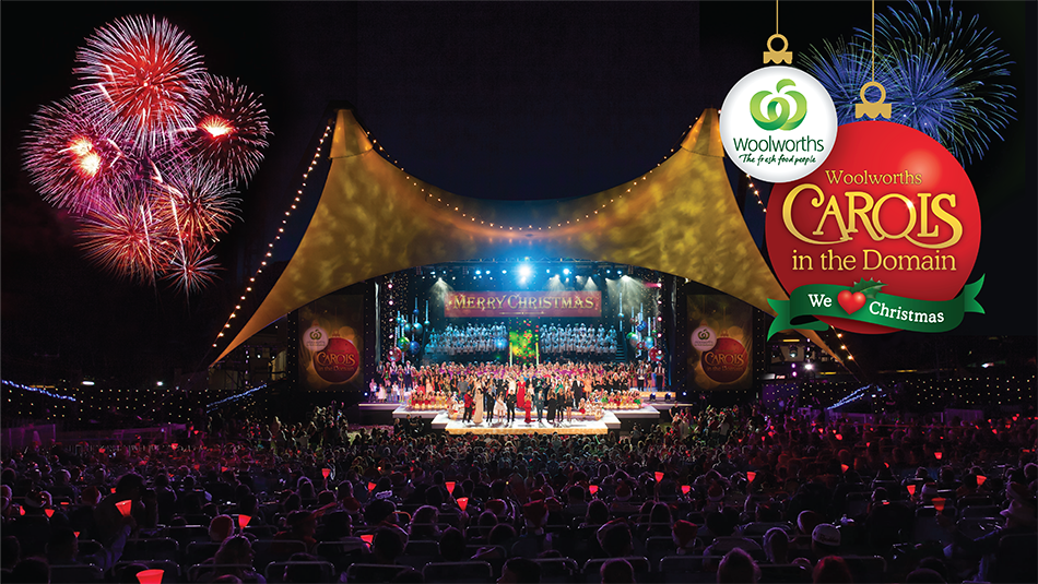 Tickets for WOOLWORTHS CAROLS IN THE DOMAIN - Auslan and Limited Mobility in Sydney from Ticketbooth