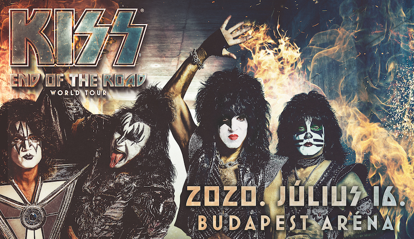 Tickets for KISS in Budapest from FUNCODE