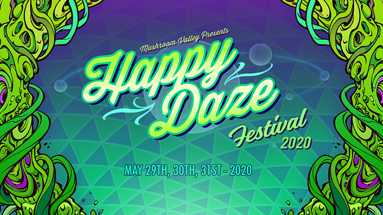 Tickets for Happy Daze Festival 2020 in Yalboroo from Ticketbooth