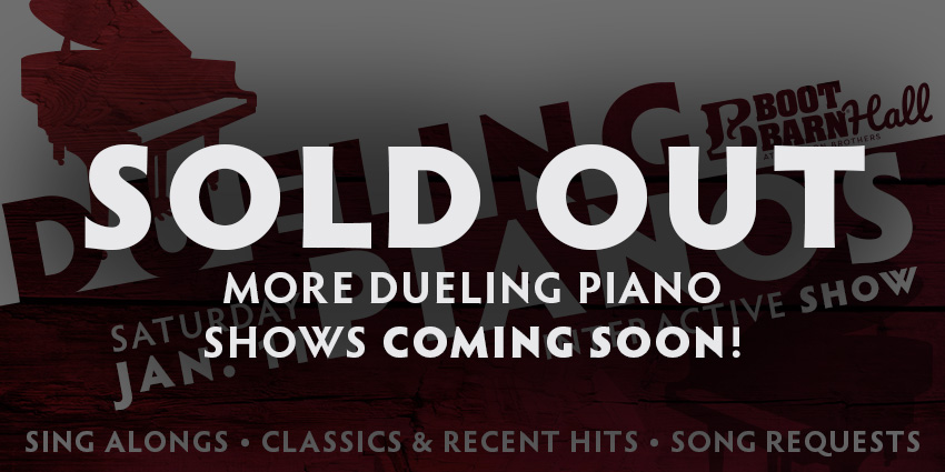 Tickets for Dueling Pianos in Colorado Springs from ShowClix