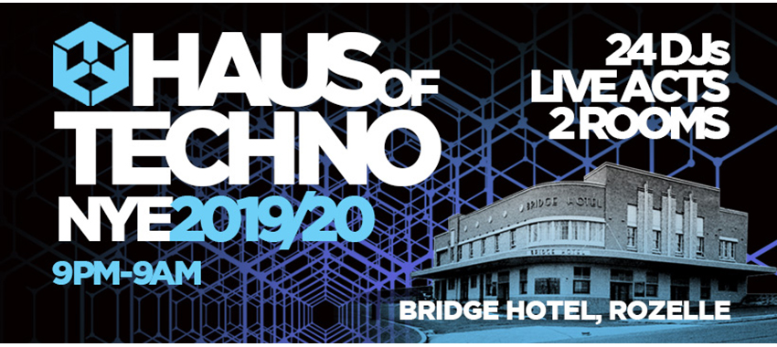 Find tickets from Haus of Techno