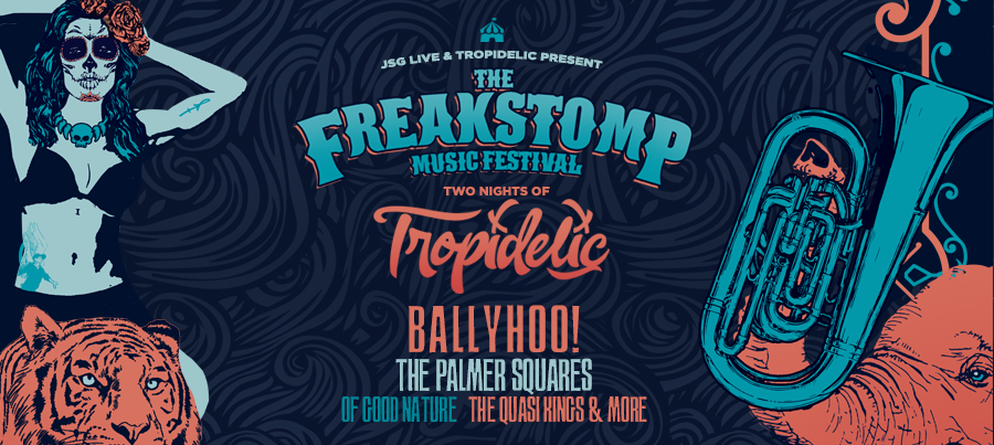 Tickets for The Freakstomp 2020 in Butler from ShowClix