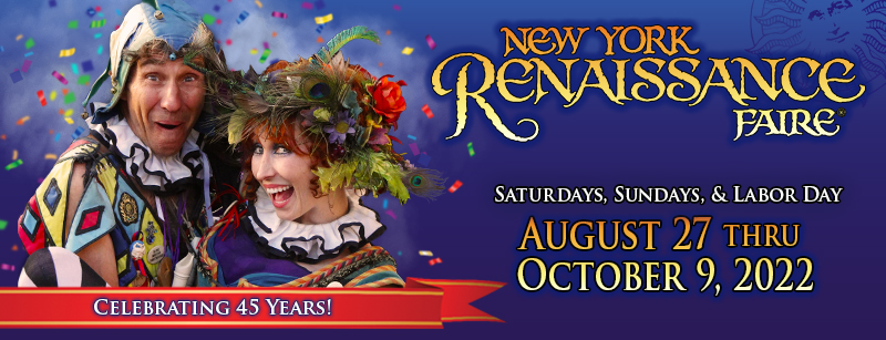 Tickets for New York Renaissance Faire in Tuxedo Park from ShowClix