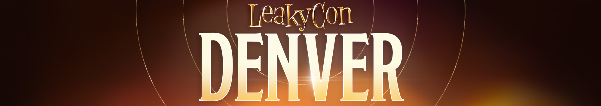 Tickets for LeakyCon 2021: Denver Add On Experiences in Denver from ShowClix