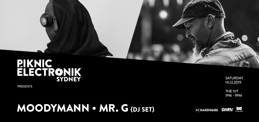 Tickets for Piknic Électronik Sydney presents Moodymann and Mr. G in Sydney from Ticketbooth