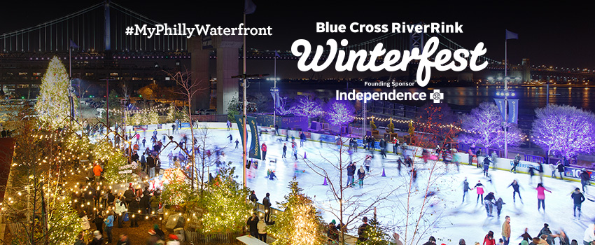 Tickets for Blue Cross RiverRink Winterfest in Philadelphia from ShowClix