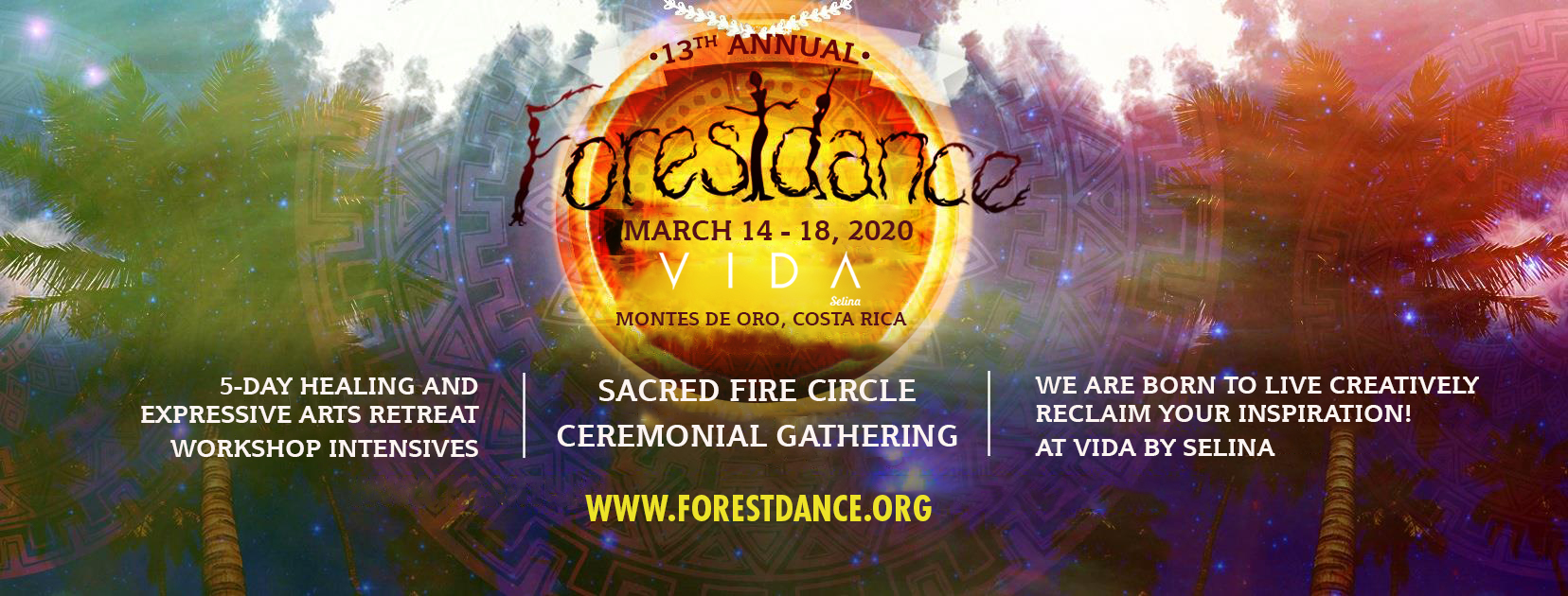 Tickets for Forestdance Costa Rica | March 14-18 in Miramar from BrightStar Live Events