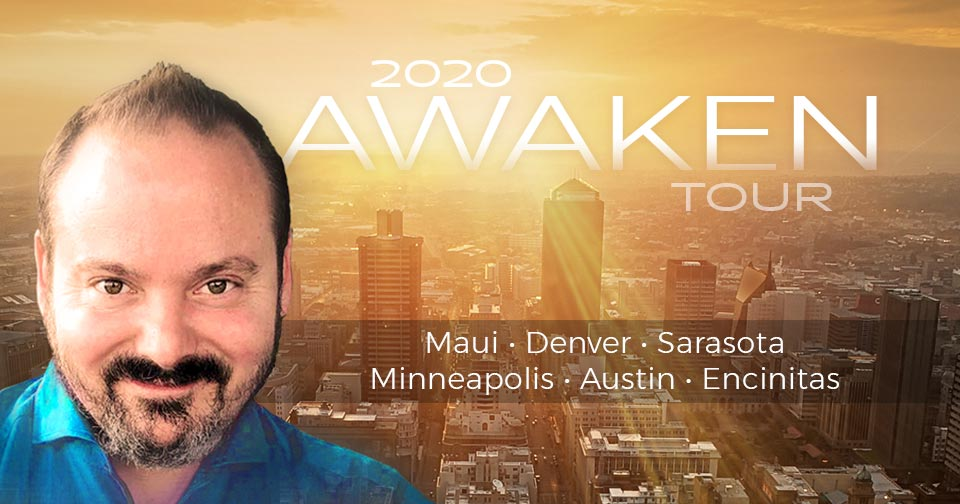 Tickets for Matt Kahn Awaken Denver Weekend in Denver from BrightStar Live Events