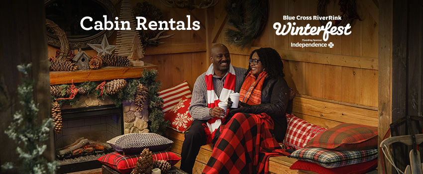 Tickets for Winterfest Cabin Rentals in Philadelphia from ShowClix