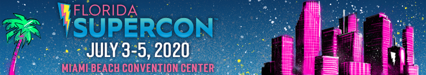 Tickets for Florida Supercon in Miami Beach from ShowClix