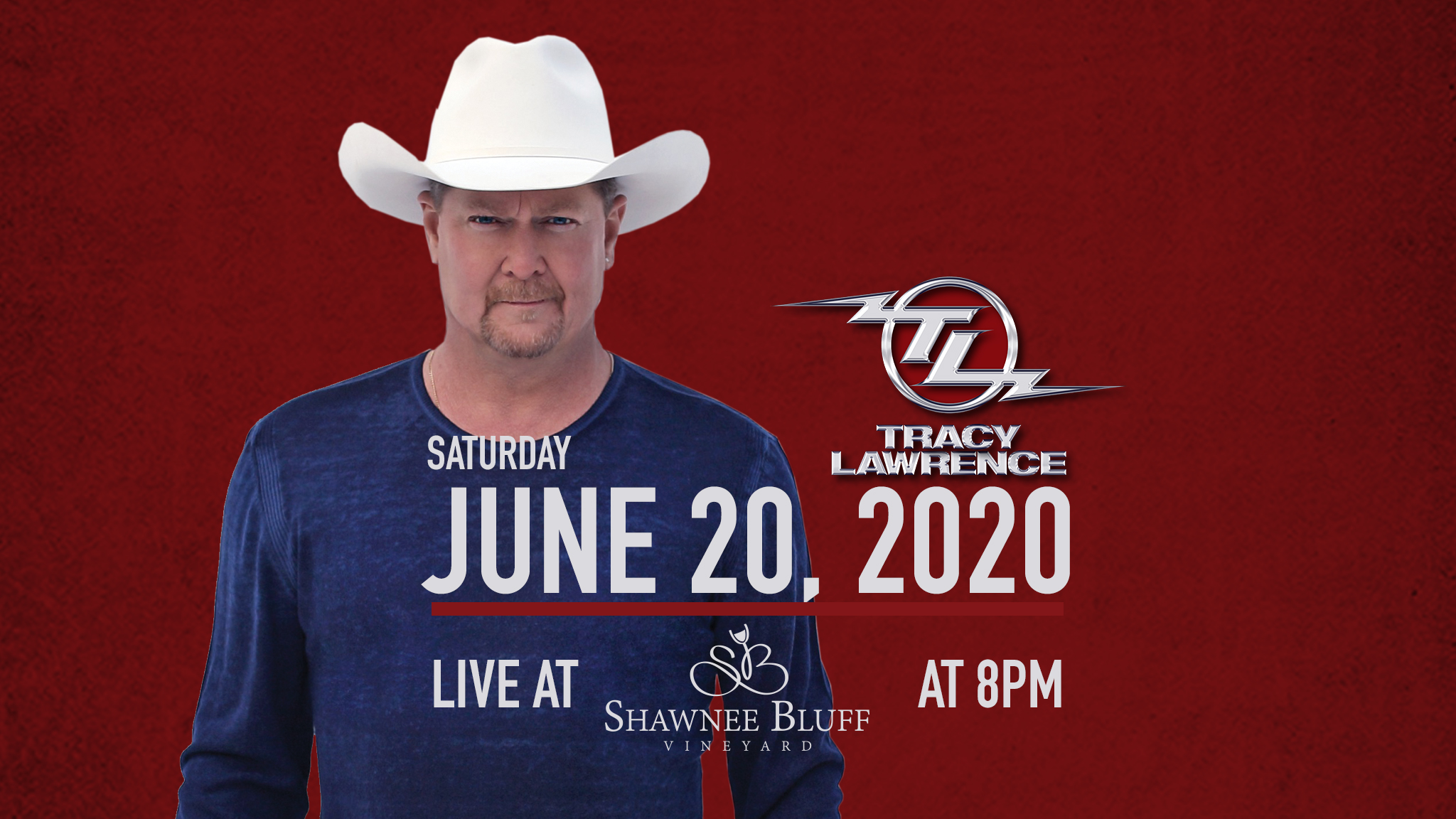 Tickets for Tracy Lawrence  in Eldon from ShowClix