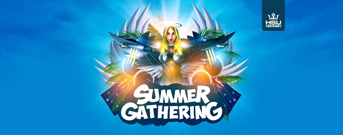 Tickets for Summer Gathering in Sydney Olympic Park from Ticketbooth