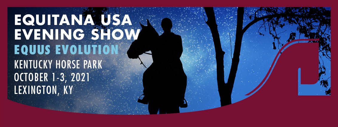 Tickets for EQUITANA Evening Show – EQUUS Evolution  in Lexington from ShowClix