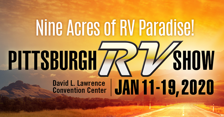 Tickets for Pittsburgh RV Show in Pittsburgh from ShowClix