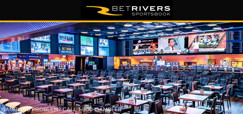 Find tickets from Rivers Sportsbook