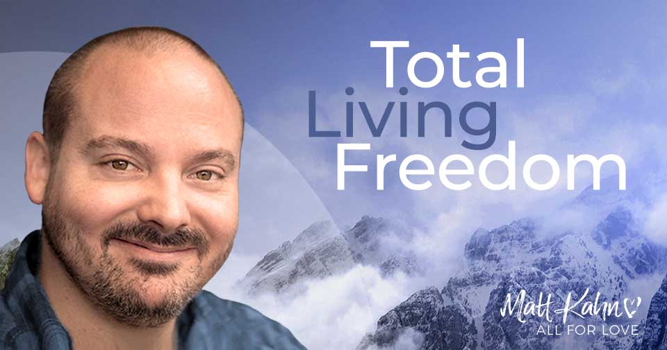 Tickets for Matt Kahn October Retreat: In-Person in Portland from BrightStar Live Events