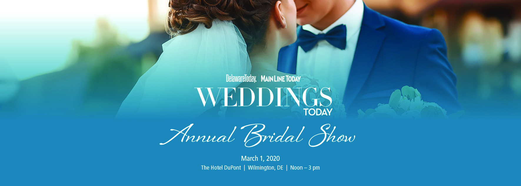 Tickets for Delaware Today 30th Annual Bridal Show in Wilmington from ShowClix