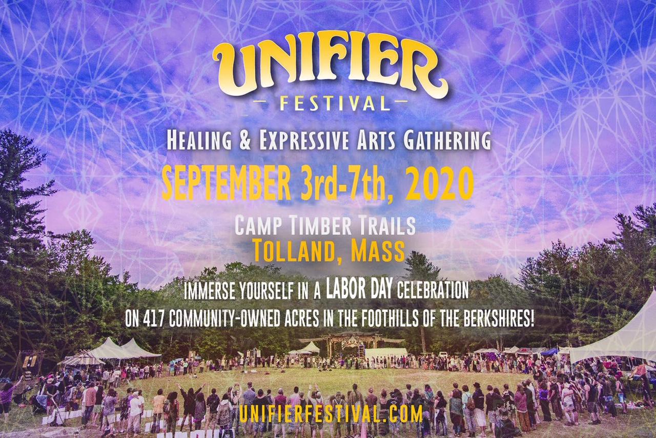 Tickets for Unifier Festival 2020 in Tolland from BrightStar Live Events