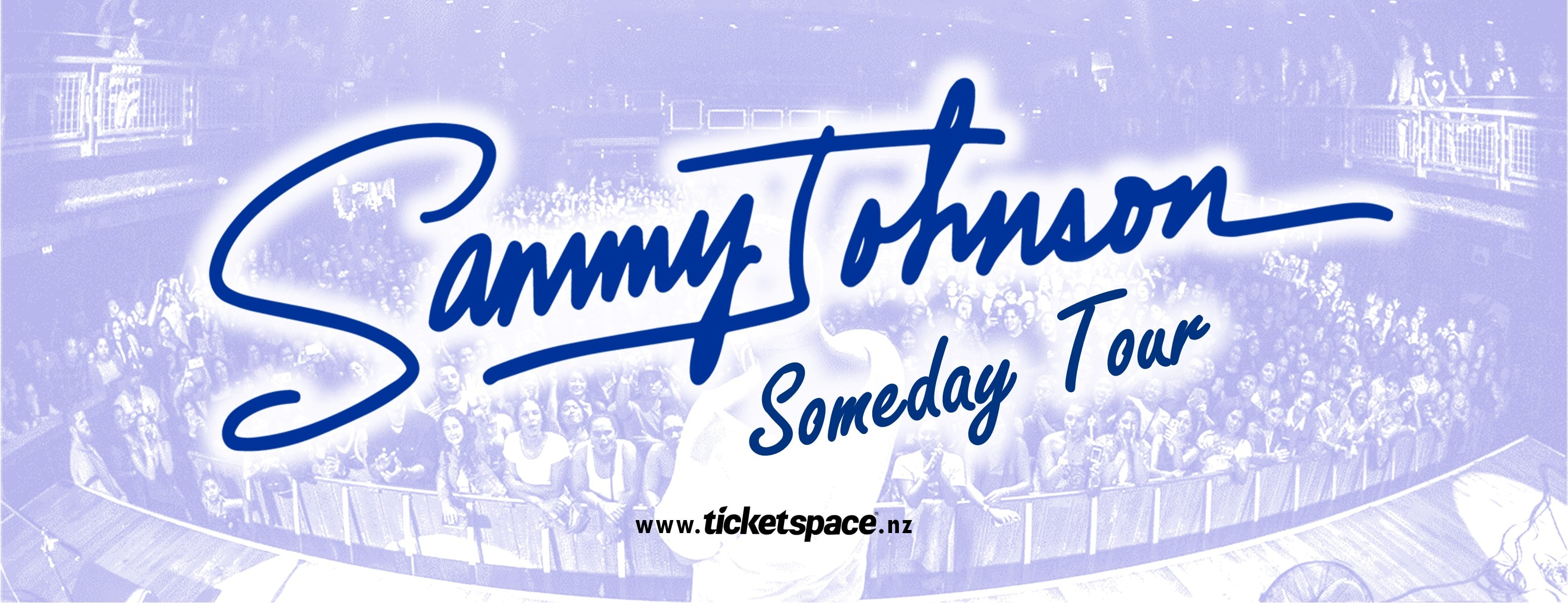 Tickets for SAMMY J 'Someday Tour' - Ruakaka in Ruakaka from Ticketspace