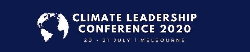 Tickets for Climate Leadership Conference in Melbourne from Ticketbooth