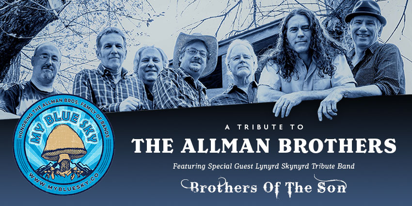 Tickets for My Blue Sky- Tribute to The Allman Brothers in Colorado Springs from ShowClix