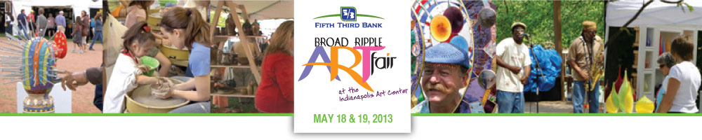 Tickets for Broad Ripple Art Fair 2012 in Indianapolis from ShowClix