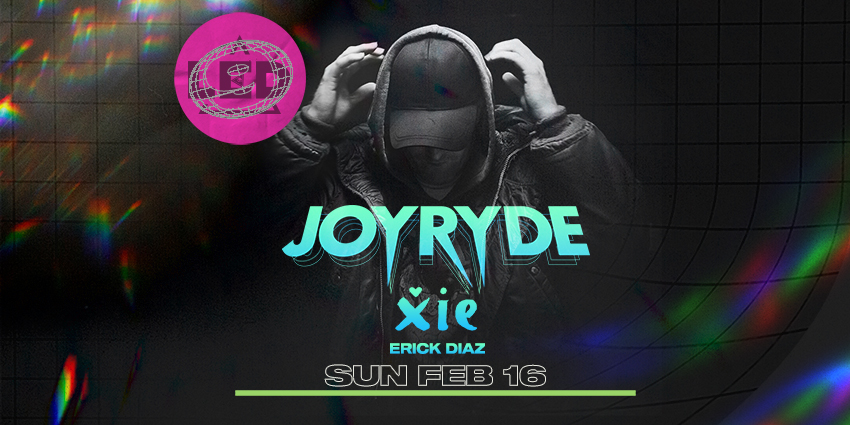 Tickets for LED presents JOYRYDE + XIE at SPIN NIGHTCLUB in San Diego from ShowClix