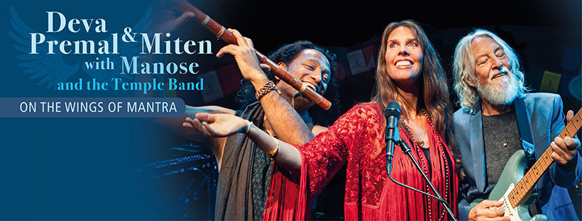 Tickets for Deva Premal & Miten with Manose New York City in New York from BrightStar Live Events