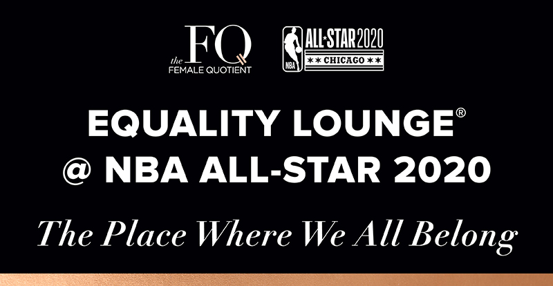 Tickets for Equality Lounge® @ NBA All-Star in Chicago from ShowClix
