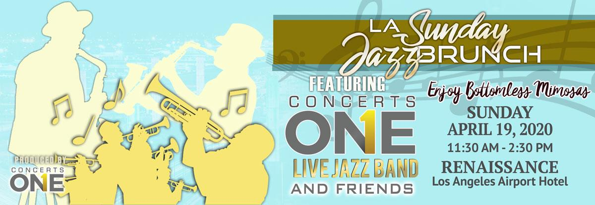 Tickets for LA Sunday Jazz Brunch in Los Angeles from ShowClix