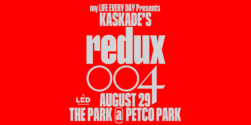 Tickets for LED presents KASKADE'S REDUX at PETCO PARK in San Diego from ShowClix