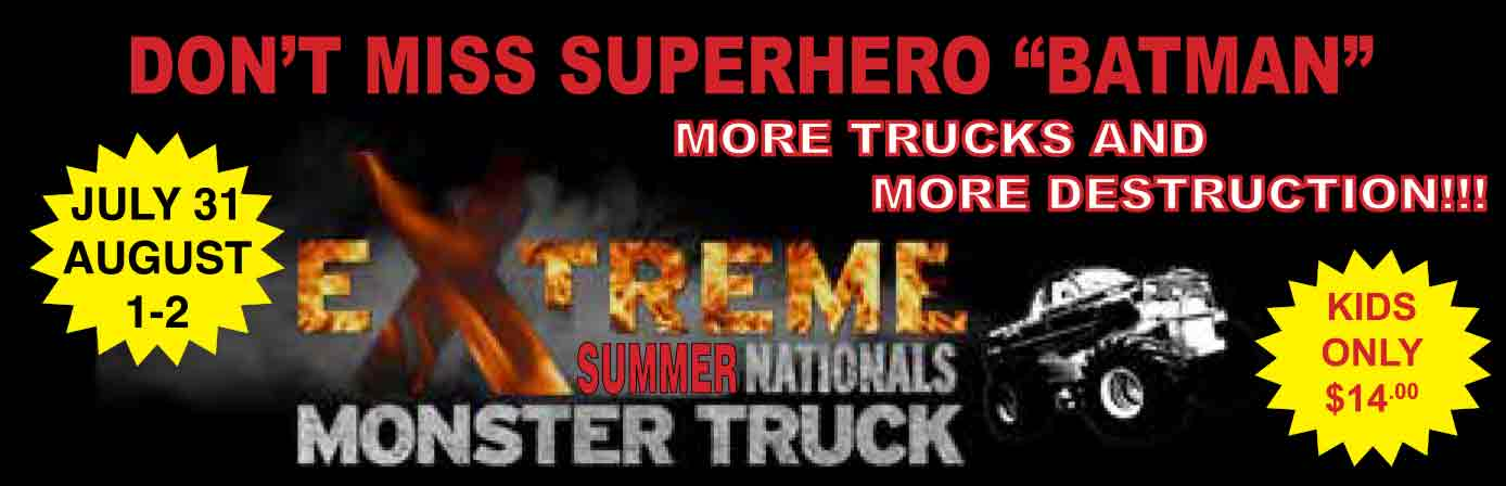 Tickets for MONSTER TRUCK SUMMER NATIONALS 2020 in POOLER from ShowClix