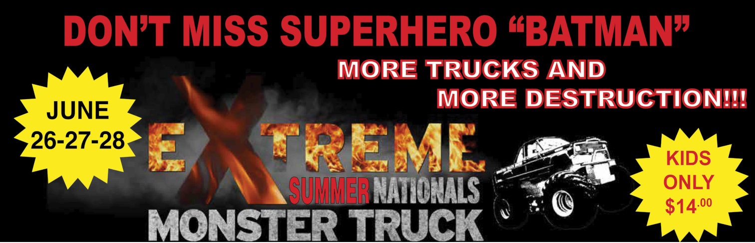Tickets for MONSTER TRUCK SUMMER NATIONALS WOODWARD OK.  2019 in WOODWARD from ShowClix