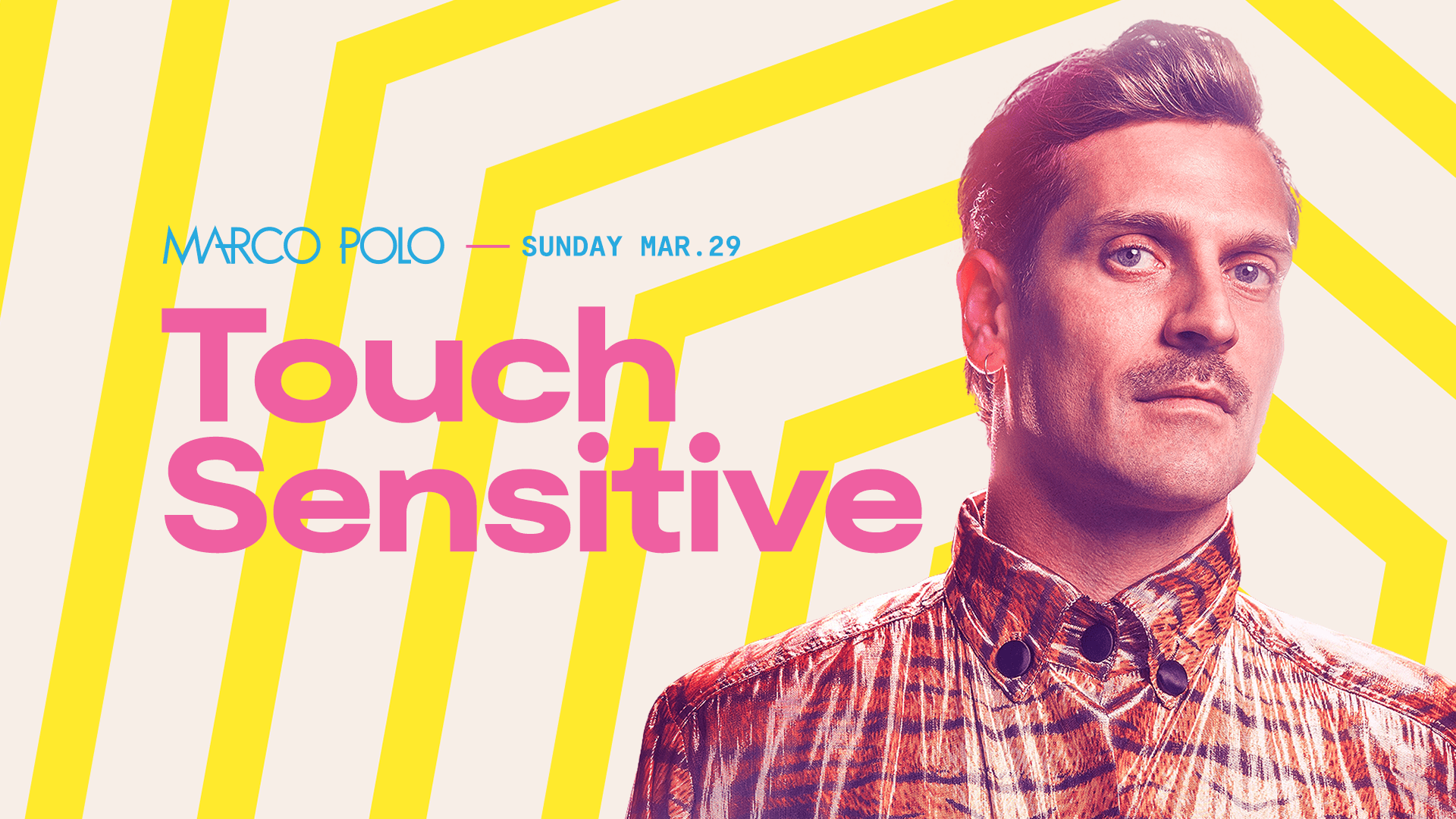 Tickets for CANCELLED: Marco Polo ft. Touch Sensitive in Sydney from Merivale