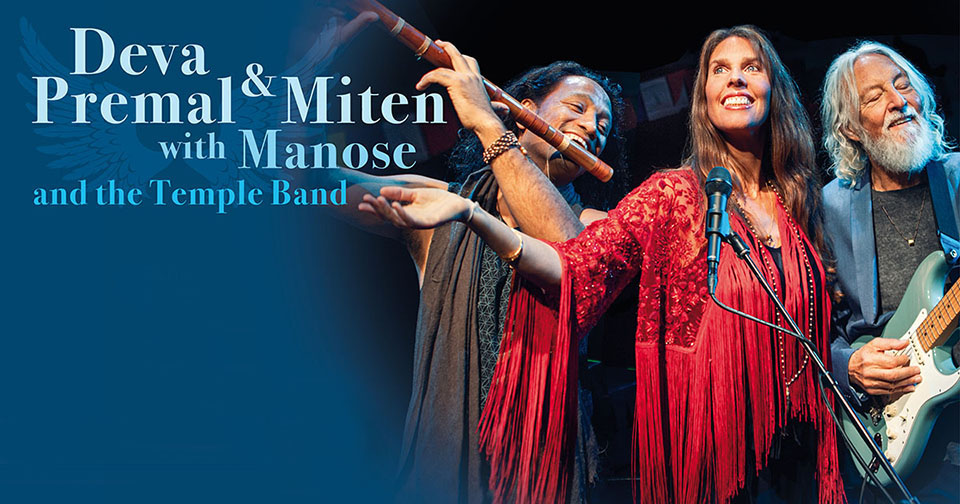Tickets for Deva Premal & Miten with Manose in Toronto from BrightStar Live Events