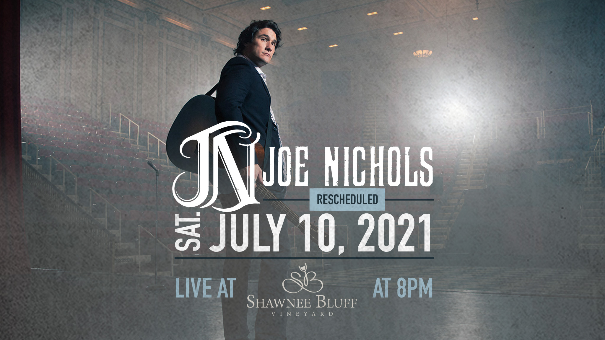 Tickets for Joe Nichols in Eldon from ShowClix